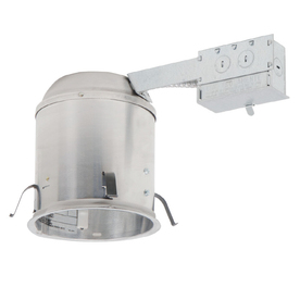 All-Pro 6-in Metal Recessed Lighting Trim