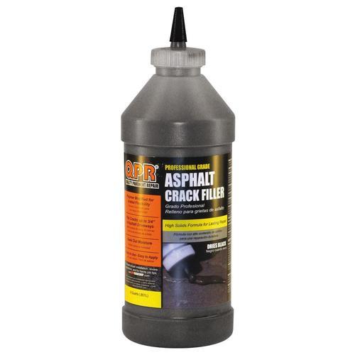 Asphalt Driveway Crack Filler : Rubberized driveway crack filler rasas
