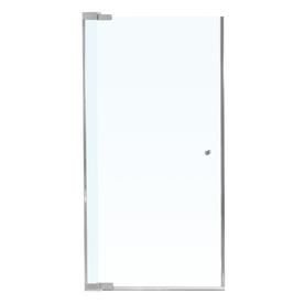 Maax kleara frameless pivot doors for shower