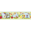 Disney Pooh Bother Free Day Border