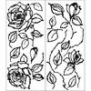 allen + roth Betsy Rose Snap Wall Art