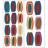 allen + roth Oval-Time Snap Wall Art