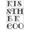 allen + roth Kiss The Cook Snap Wall Art