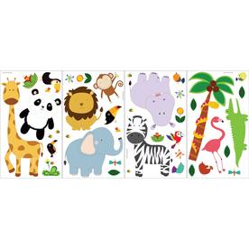 allen + roth Sweet Safari Appliques