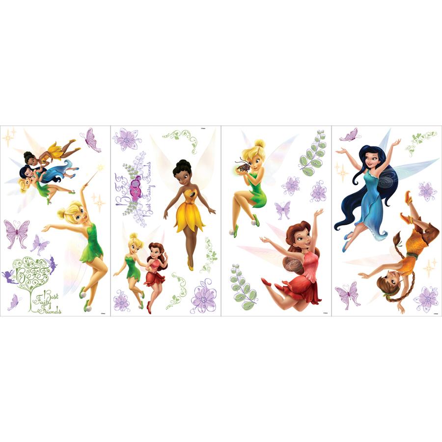 Shop Disney Fairies Pixie Hollow Appliqués at Lowes.com