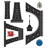 allen + roth Eiffel Tower Snap Wall Art