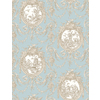 allen + roth Aqua Strippable Non-Woven Paper Prepasted Classic Wallpaper