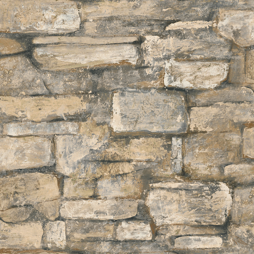 Prepasted Allen Roth Marble Stone Wallpaper At Lowes
