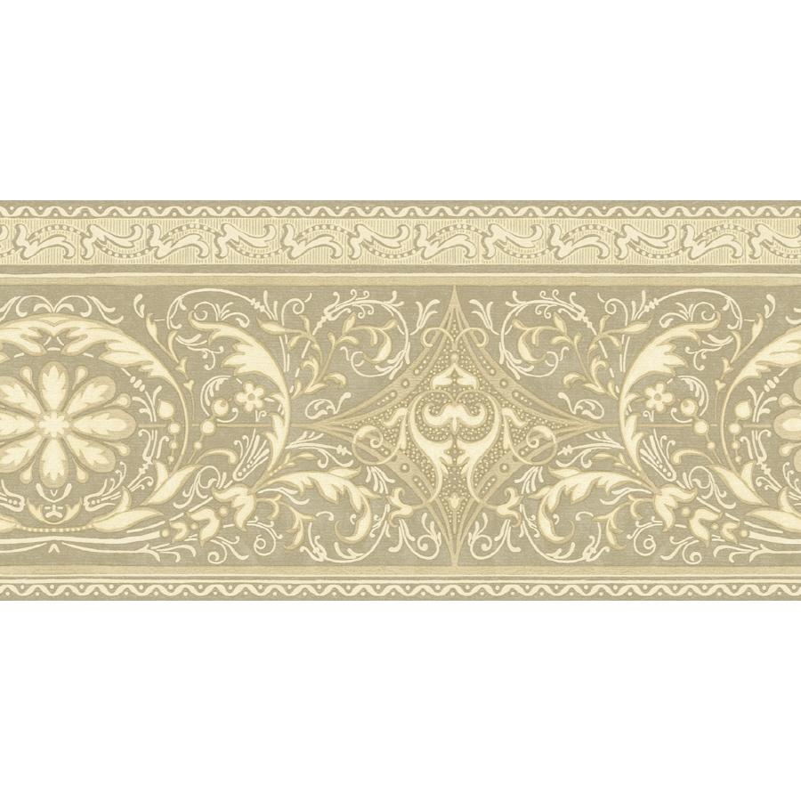 shop sanitas 10 1 4 filigree scroll prepasted wallpaper