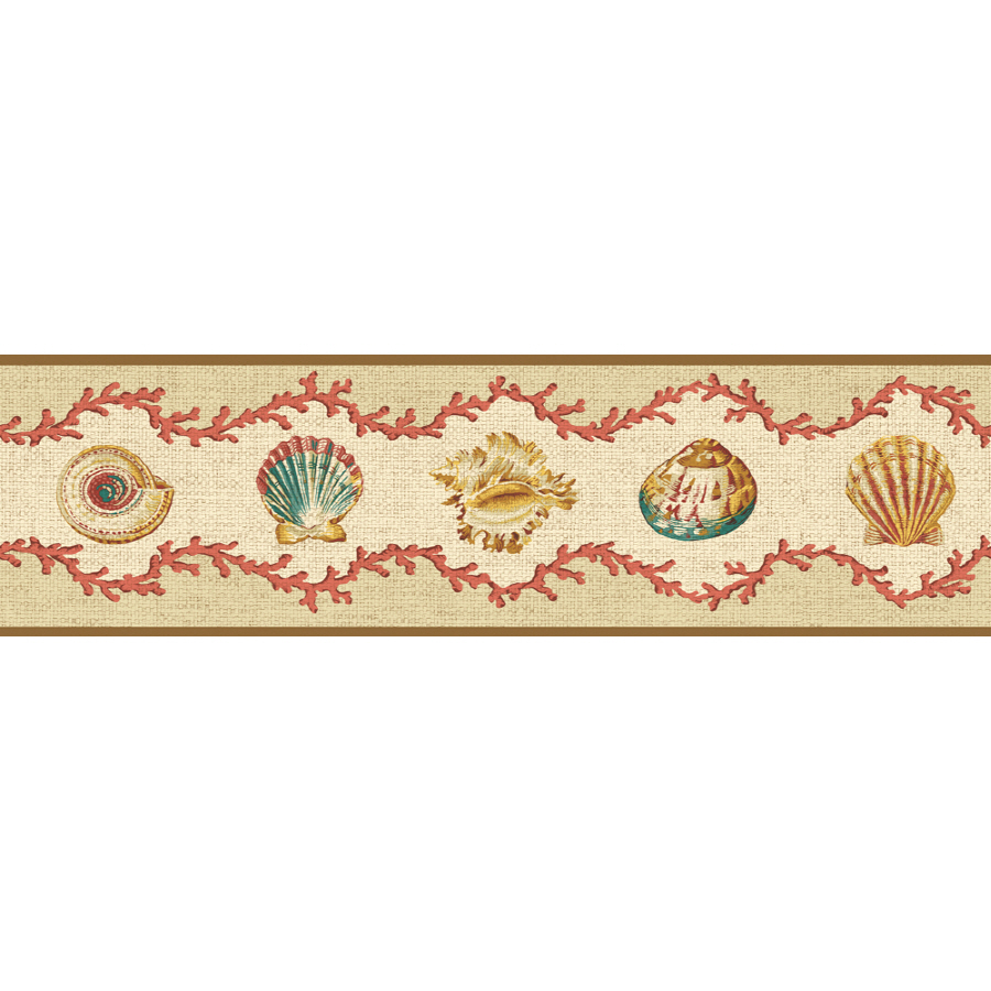 ... zoom out zoom in waverly 6 7 8 shell walks unpasted wallpaper border