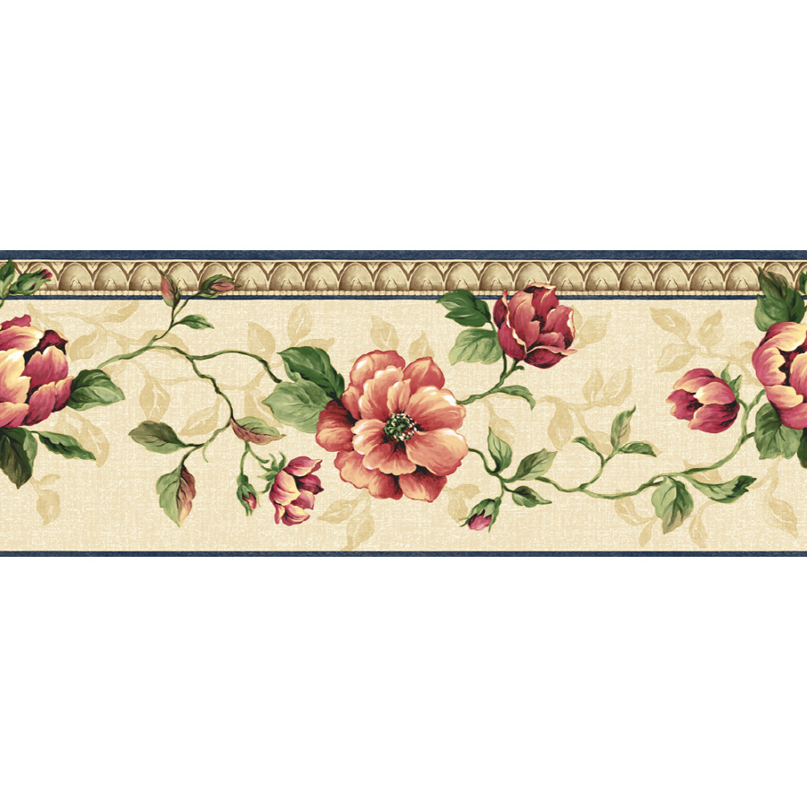 shop sunworthy 678quot architectural rose prepasted