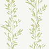 allen + roth White Strippable Non-Woven Paper Prepasted Classic Wallpaper