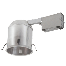 Cooper Lighting 6-in Remodel Airtight IC LED Recessed Light Housing