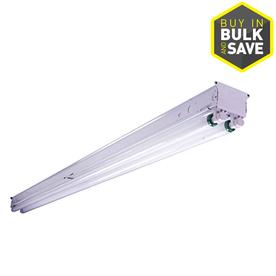 Metalux SNF Series Strip Shop Light (Common: 8-ft; Actual: 4.25-in x 96-in)
