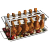 Barbecue Genius Leg and Wing Rack