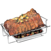 Barbecue Genius Roaster/Rib Rack