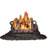 Napoleon Products 24-in 40,000-BTU Single-Burner Vent-Free Gas Fireplace Logs