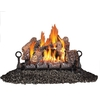 Napoleon 30-in/22-in Vented Gas Fireplace Logs