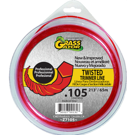 Grass Gator 213-ft Spool 0.105-in Trimmer Line