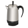 Farberware Black/Silver 8-Cup Percolator