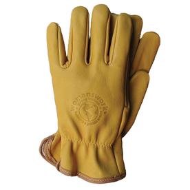 Womanswork Medium Ladies Leather Work Gloves