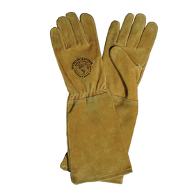 Womanswork Small Rose Gauntlet Garden Gloves