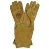 Womanswork Medium Rose Gauntlet Garden Gloves