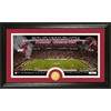 The Highland Mint 20-in W x 12-in H University Of Alabama Stadium Bronze Coin Panoramic Photo Mint Limited Editions
