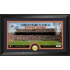 The Highland Mint 20-in W x 12-in H Auburn University Stadium Bronze Coin Panoramic Photo Mint Limited Editions
