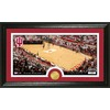 The Highland Mint 20-in W x 12-in H Indiana University Court Bronze Coin Panoramic Photo Mint Limited Editions