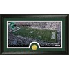 The Highland Mint 20-in W x 12-in H Michigan State University Stadium Bronze Coin Panoramic Photo Mint Limited Editions
