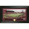 The Highland Mint 20-in W x 12-in H Texas Tech University Stadium Bronze Coin Panoramic Photo Mint Limited Editions