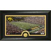 The Highland Mint 20-in W x 12-in H University Of Iowa Stadium Bronze Coin Panoramic Photo Mint Limited Editions