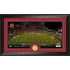 The Highland Mint 20-in W x 12-in H University Of Maryland Stadium Bronze Coin Panoramic Photo Mint Limited Editions