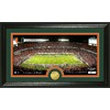 The Highland Mint 20-in W x 12-in H University Of Miami Stadium Bronze Coin Panoramic Photo Mint Limited Editions