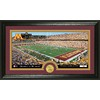 The Highland Mint 20-in W x 12-in H University Of Minnesota Stadium Bronze Coin Panoramic Photo Mint Limited Editions