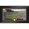 The Highland Mint 20-in W x 12-in H University Of Notre Dame Stadium Bronze Coin Panoramic Photo Mint Limited Editions