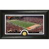 The Highland Mint 20-in W x 12-in H University Of Texas Stadium Bronze Coin Panoramic Photo Mint Limited Editions