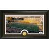 The Highland Mint 20-in W x 12-in H University Of Wyoming Stadium Bronze Coin Panoramic Photo Mint Limited Editions