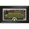 The Highland Mint 20-in W x 12-in H Vanderbilt Stadium Bronze Coin Panoramic Photo Mint Limited Editions