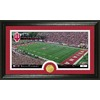 The Highland Mint 20-in W x 12-in H Indiana University Stadium Bronze Coin Panoramic Photo Mint Limited Editions
