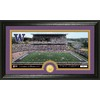The Highland Mint 20-in W x 12-in H University Of Washington Stadium Bronze Coin Panoramic Photo Mint Limited Editions