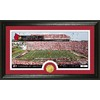 The Highland Mint 20-in W x 12-in H University Of Louisville Stadium Bronze Coin Panoramic Photo Mint Limited Editions