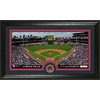The Highland Mint 20-in W x 12-in H Atlanta Braves Infield Dirt Coin Panoramic Photo Mint Limited Editions
