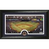 The Highland Mint 20-in W x 12-in H Tampa Bay Rays Infield Dirt Coin Panoramic Photo Mint Limited Editions