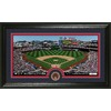 The Highland Mint 20-in W x 12-in H Washington Nationals Infield Dirt Coin Panoramic Photo Mint Limited Editions