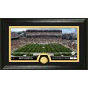 The Highland Mint 20-in W x 12-in H Pittsburgh Steelers Stadium Bronze Coin Panoramic Photo Mint Limited Editions