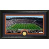 The Highland Mint 20-in W x 12-in H Chicago Bears Stadium Bronze Coin Panoramic Photo Mint Limited Editions