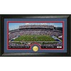 The Highland Mint 20-in W x 12-in H Buffalo Bills Stadium Bronze Coin Panoramic Photo Mint Limited Editions