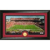 The Highland Mint 20-in W x 12-in H Tampa Bay Buccaneers Stadium Bronze Coin Panoramic Photo Mint Limited Editions